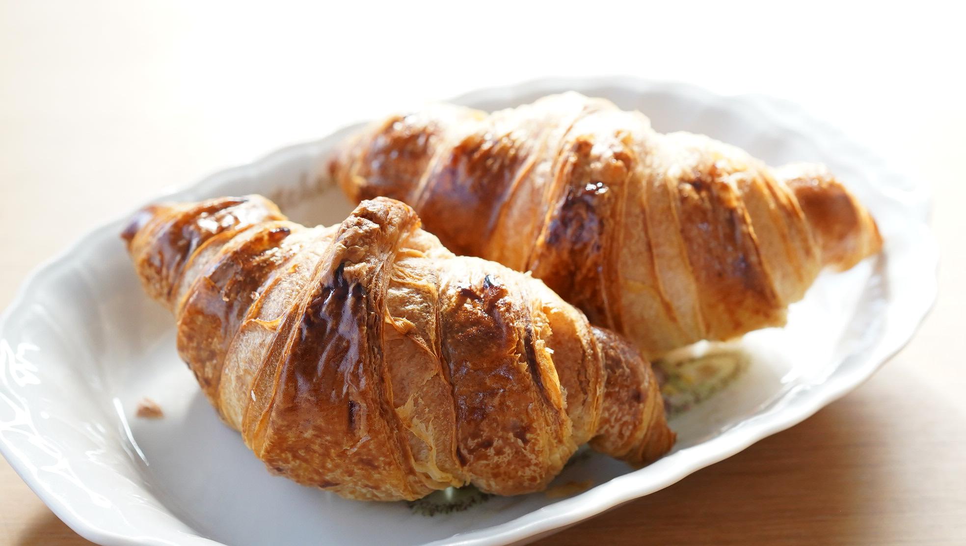 ピカールのおすすめ冷凍食品「ミニクロワッサン」の商品写真