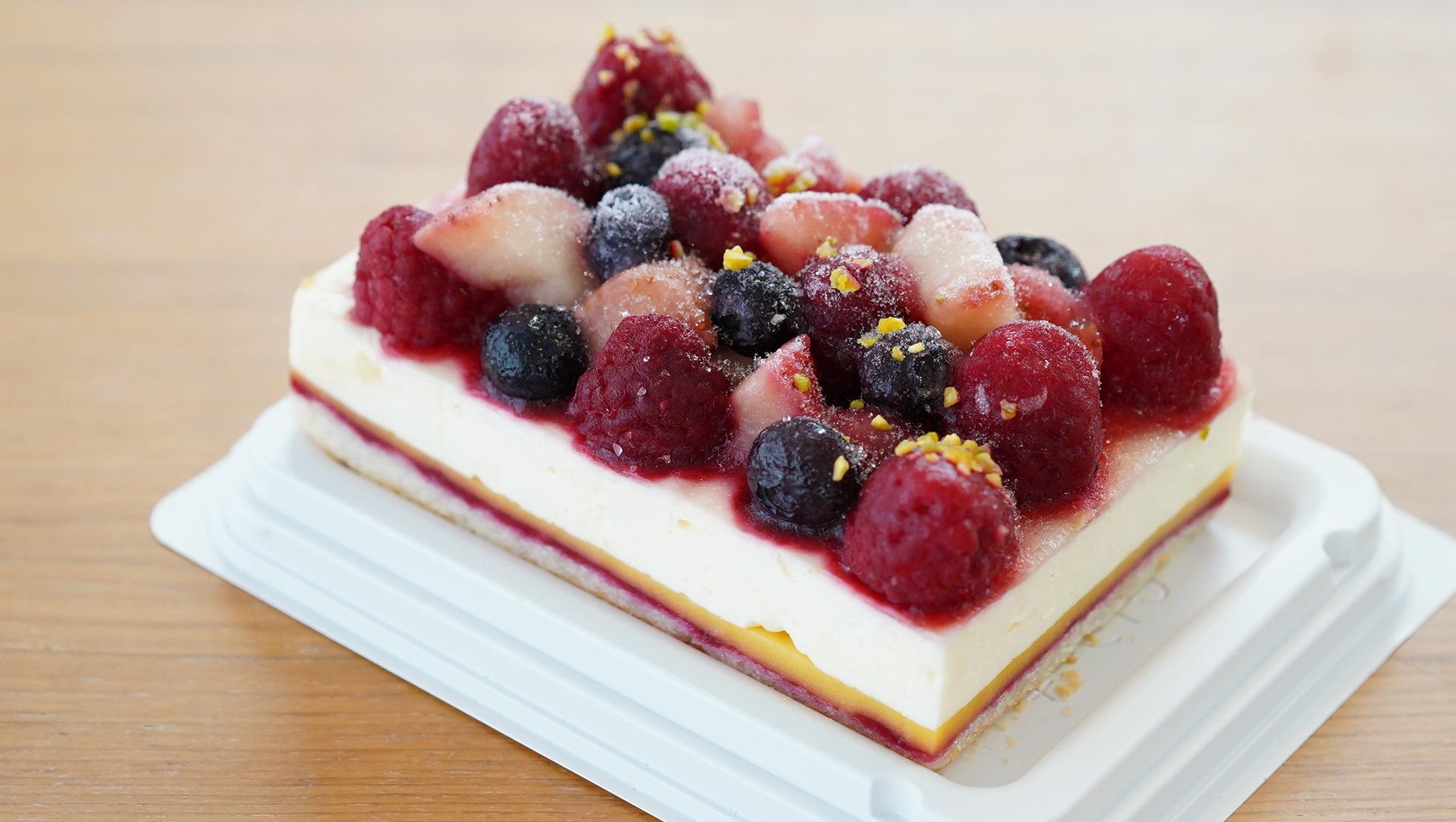 ピカールのおすすめ冷凍食品「フルーツティラミス」の商品写真