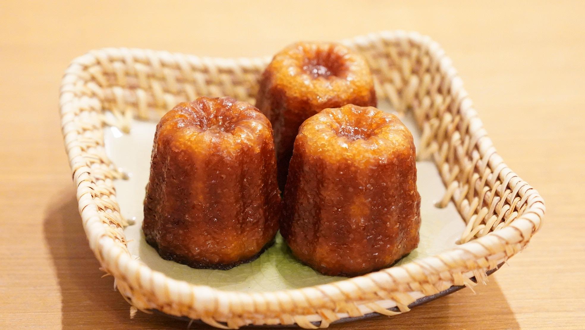 ピカールのおすすめ冷凍食品「ミニカヌレ」の商品写真