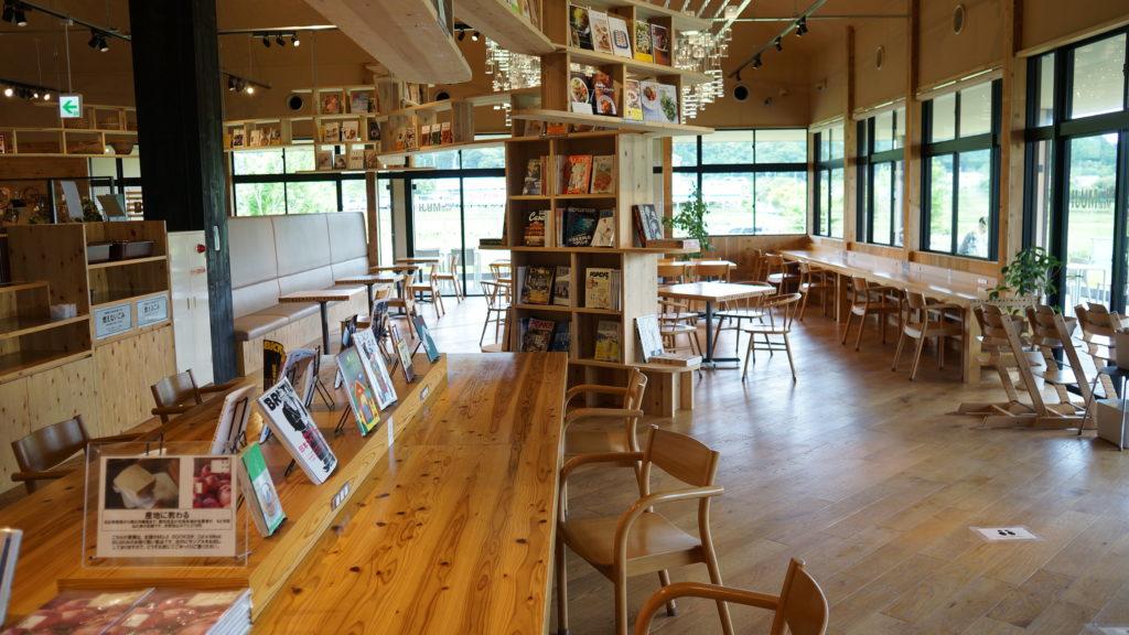 無印良品「里のMUJI みんなみの里」はカフェ・レストラン・本・農産物直売所もあり、子ども・ペットも楽しめる房総半島の千葉県鴨川市の道の駅7