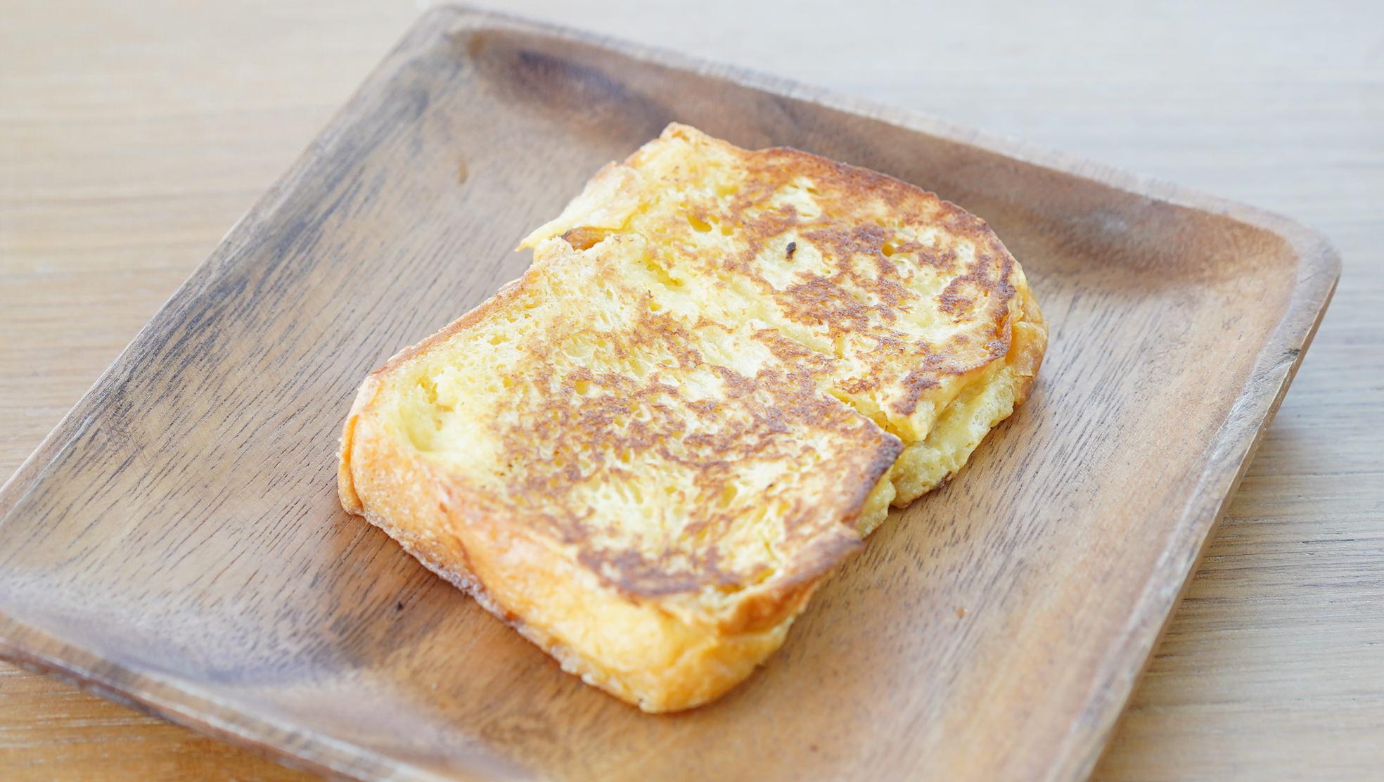 ピカールのおすすめ冷凍食品「ブリオッシュのフレンチトースト」の商品写真