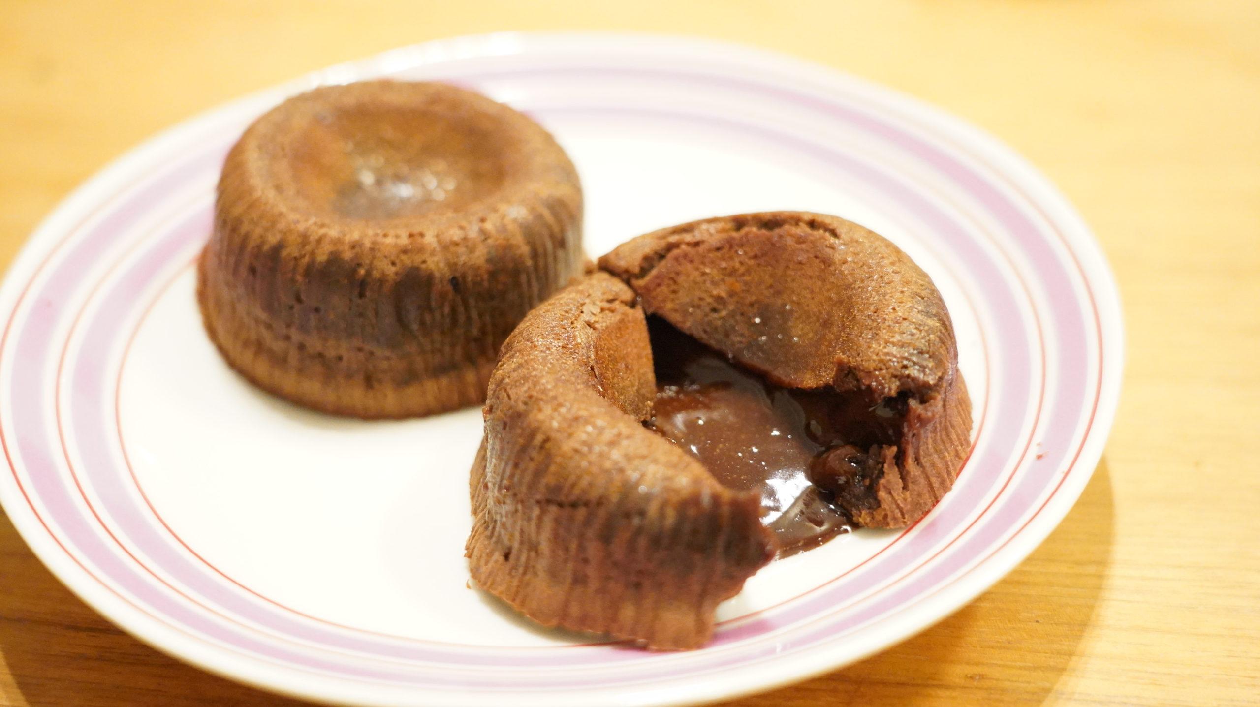 ピカールの冷凍食品「モアローショコラ」の商品写真